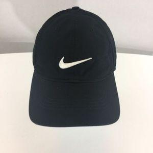 Nike Golf Hat Cap Black